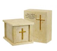 Jerusalem Stone Urns