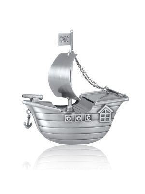 Buccaneer's Ship Infant Urn