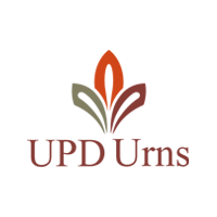 Nude Electric Guitar Memorial Urn