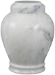 Embrace Antique White Adult Urn