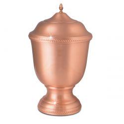 Travis Spun Copper Urn